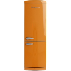 Combina Retro Bompani, Clasa A+, 316 litri, Latime 60 cm, Albastru
