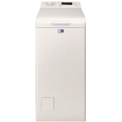 Masina de spalat rufe cu incarcare verticala Electrolux EWT1276ELW, 7 kg, 1200 RPM, Clasa A+++, Alb