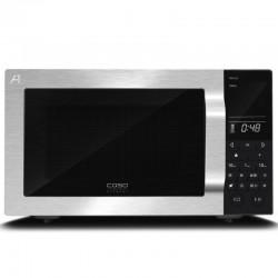 Cuptor cu microunde si grill Caso TMCG 25 chef touch,microunde 900W,grill 1950W,otel inoxidabil/negru